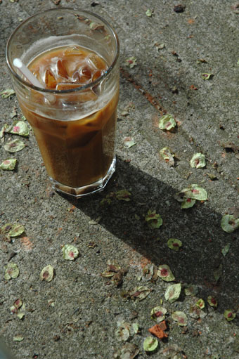 the only way to do iced coffee. Photo from www.asphaltandair.com