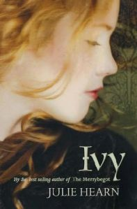 "The first line in this book's blurb? ""The only beautiful thing in Ivy's drab life is her glorious red hair."""
